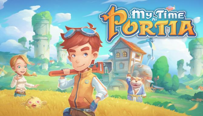 My Time At Portia Update v2 0 141082 Free Download
