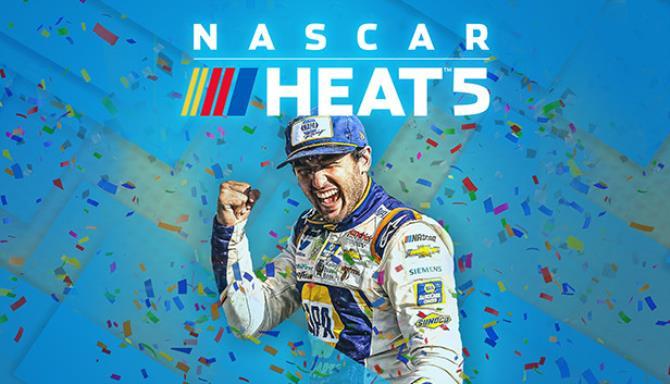 NASCAR Heat 5 Update v20200721 incl DLC Free Download