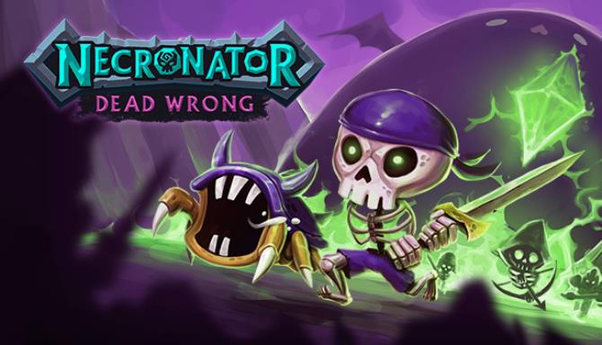 Necronator Dead Wrong Free Download