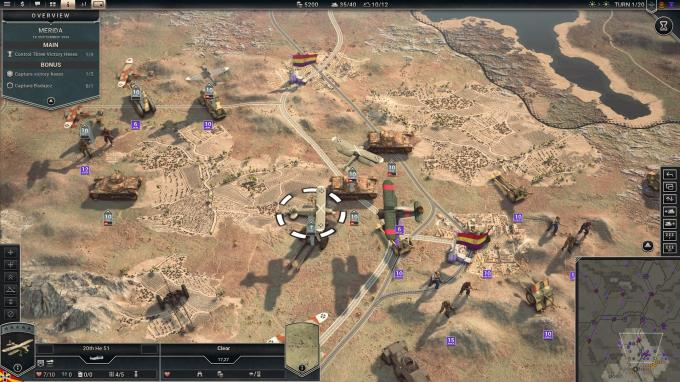 Panzer Corps 2 Axis Operations Spanish Civil War Update v1 1 5 Torrent Download