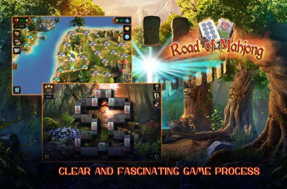 Road of Mahjong Torrent Download