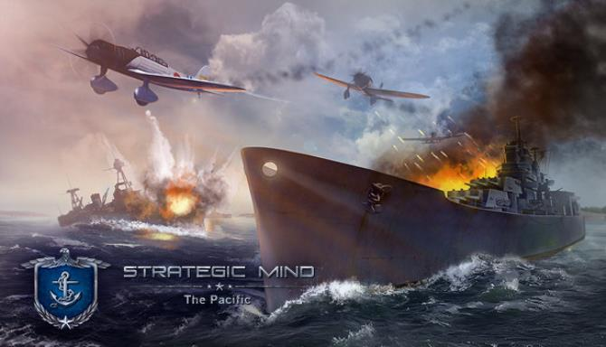 Strategic Mind The Pacific Update v3 02 Free Download