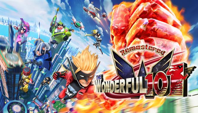 The Wonderful 101 Remastered Update v1 0 1 Free Download