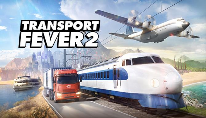 Transport Fever 2 Update v29485-PLAZA