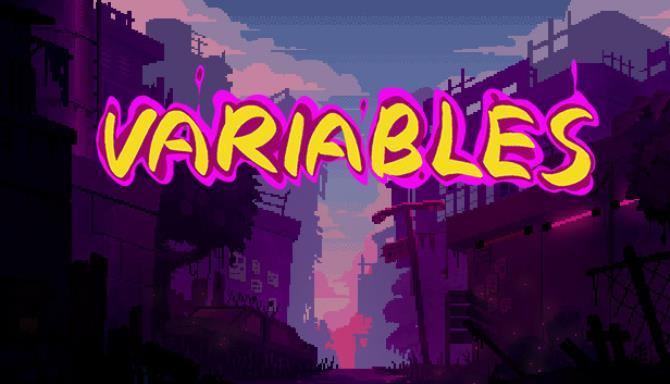 变量 Variables Free Download