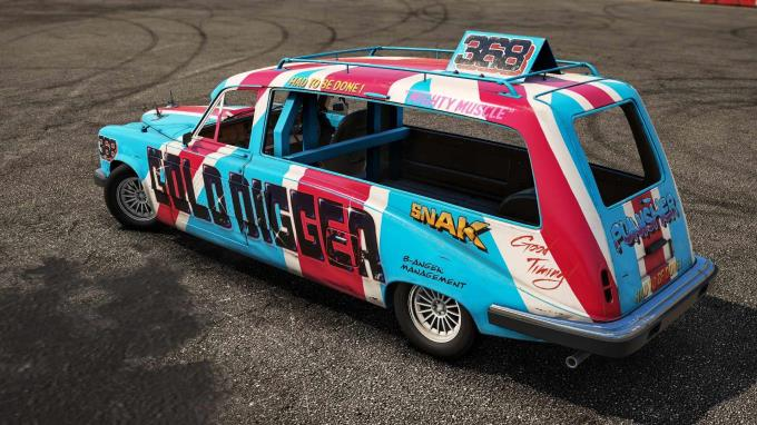 Wreckfest Banger Racing Update v1 262227 Torrent Download