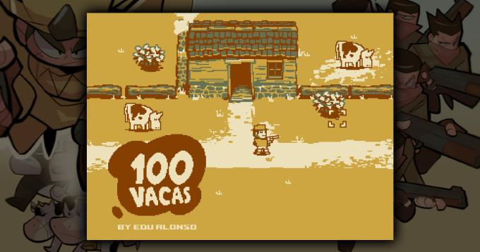 100 vacas Torrent Download
