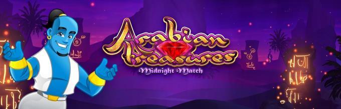 Arabian Treasures Midnight Match Free Download