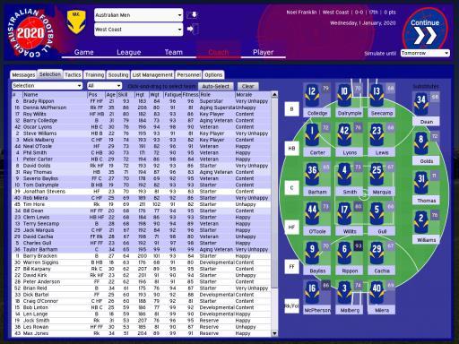 Australian Football Coach 2020 PC Crack