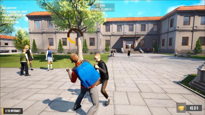 Bad Guys at School Update v20200811 Torrent Download
