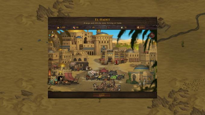 Battle Brothers Blazing Deserts Update v1 4 0 40 PC Crack