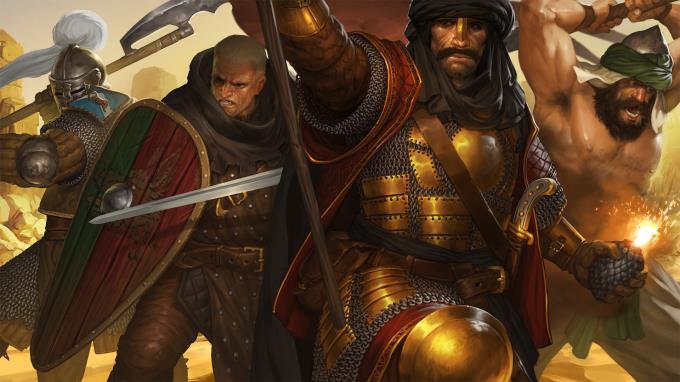 Battle Brothers Blazing Deserts Update v1 4 0 34 Torrent Download