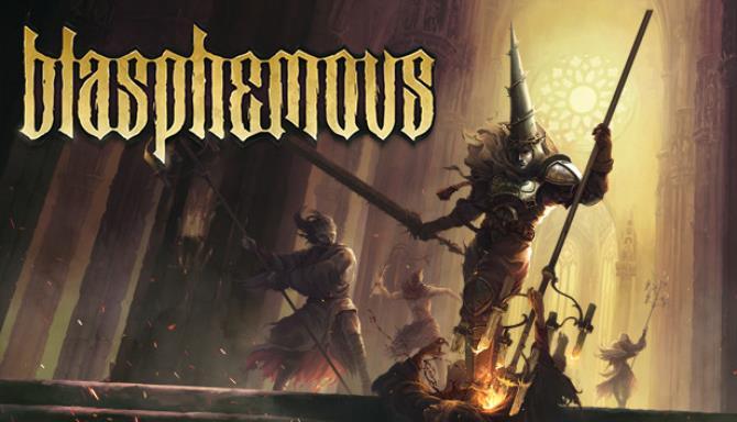 Blasphemous v3.0.32a Free Download