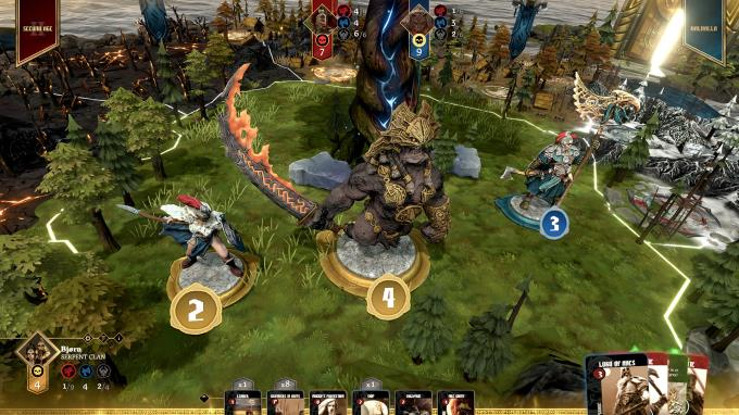 Blood Rage Digital Edition Update v1 1 PC Crack