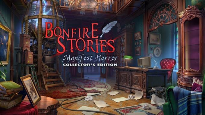 Bonfire Stories Manifest Horror Collectors Edition Free Download