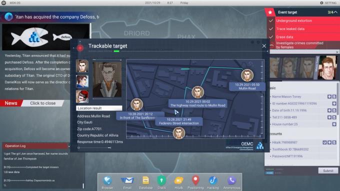 Cyber Manhunt Chapter 4 PC Crack