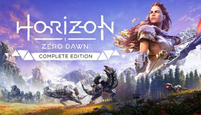 Horizon Zero Dawn Complete Edition v1.08.6 HotFix Free Download