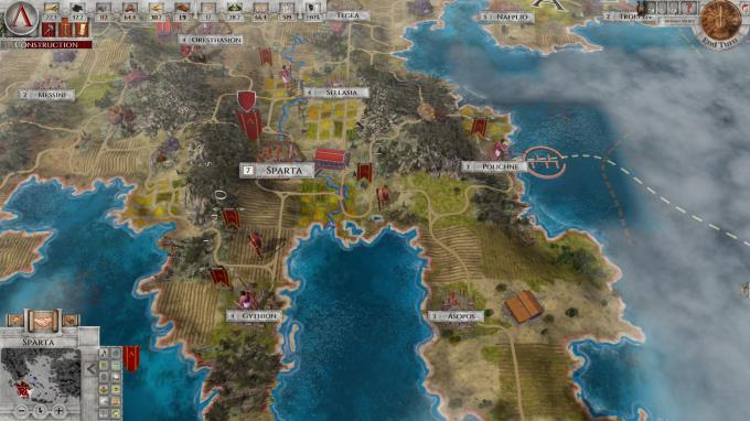 Imperiums Greek Wars Update v1 0 5 PC Crack
