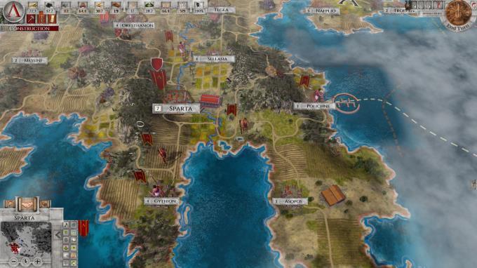 Imperiums Greek Wars Update v1 0 7 PC Crack
