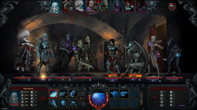 Iratus Lord of the Dead Update v176 15 PC Crack