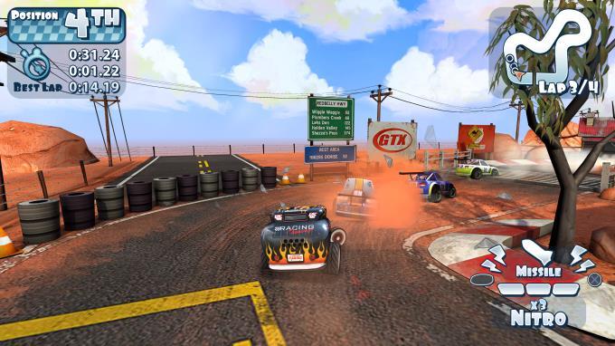 Mini Motor Racing X Update v1 0 4 PC Crack
