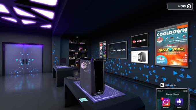 PC Building Simulator Esports Expansion Update v1 8 6 Torrent Download