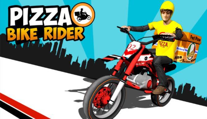 Pizza Bike Rider Free Download