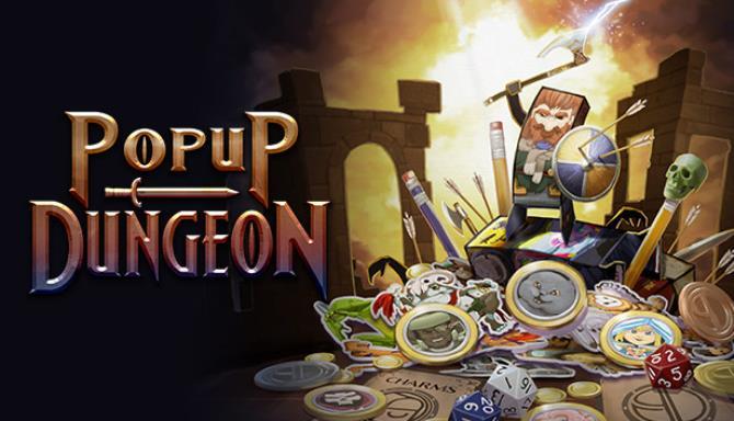 Popup Dungeon Here Comes Krampus Free Download