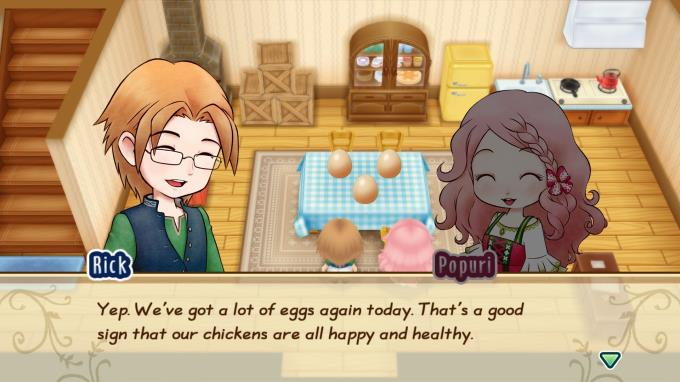 STORY OF SEASONS Friends of Mineral Town Update v20200811 PC Crack