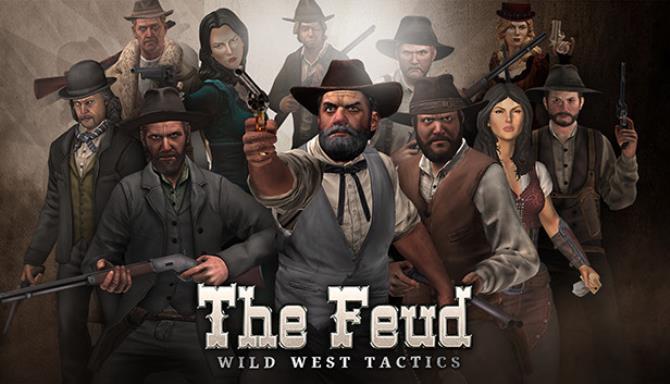 The Feud Wild West Tactics Update Build 150 Free Download