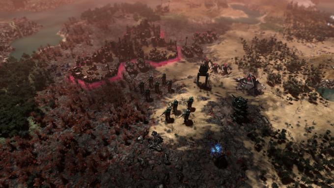 Warhammer 40000 Gladius Relics of War Assault Pack Update v1 6 4 PC Crack