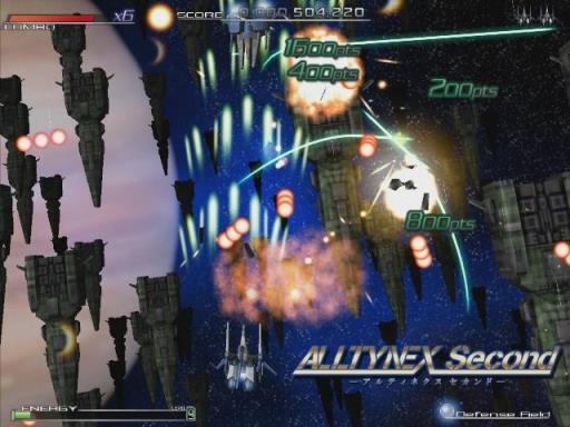 ALLTYNEX Second Torrent Download