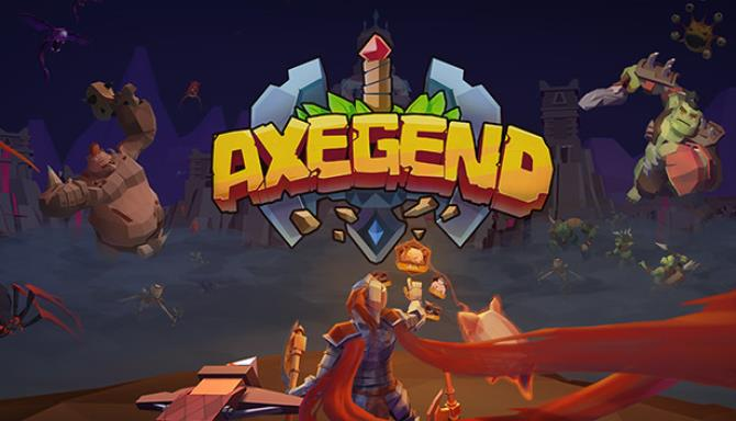 Axegend VR Free Download
