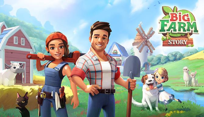 Big Farm Story Free Download