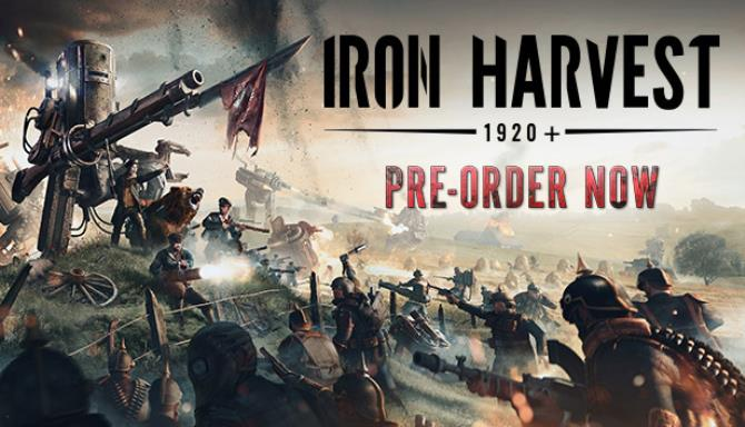 Iron Harvest Deluxe Edition v1.0.9.1817 Free Download