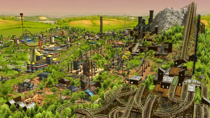 RollerCoaster Tycoon 3: Complete Edition Torrent Download