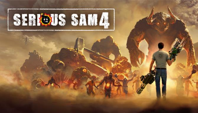 Serious Sam 4 Update Only v1.04-GOG Free Download