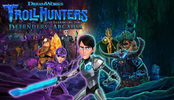 Trollhunters: Defenders of Arcadia Free Download