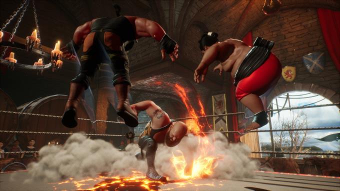 WWE 2K BATTLEGROUNDS Torrent Download