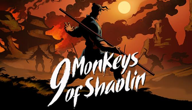 9 Monkeys of Shaolin-DARKSiDERS