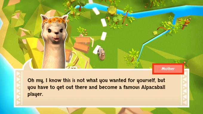 Alpaca Ball: Allstars PC Crack