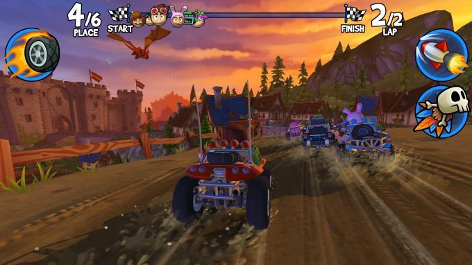 Beach Buggy Racing 2: Island Adventure PC Crack