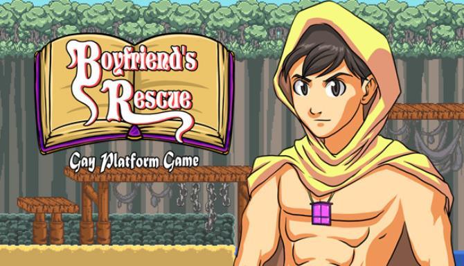 Boyfriend's Rescue -  Gay Platform Game Free Download