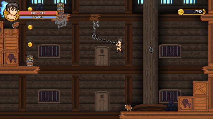 Boyfriend's Rescue -  Gay Platform Game Torrent Download