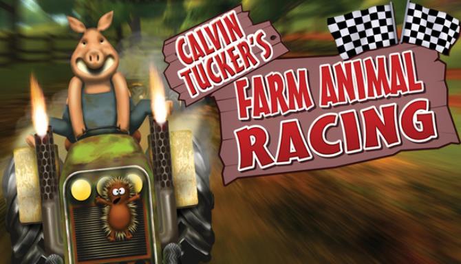 Calvin Tucker's Farm Animal Racing Free Download