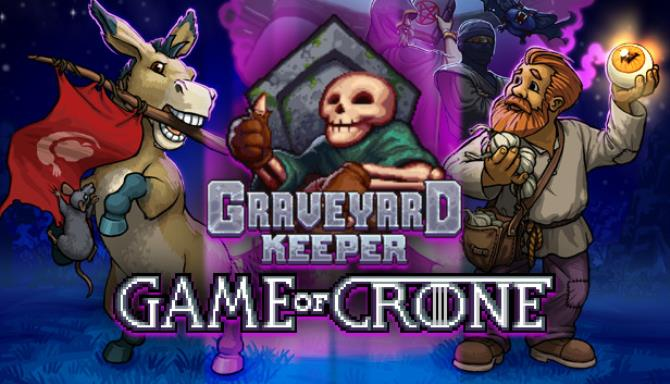 Graveyard Keeper Game Of Crone Free Download