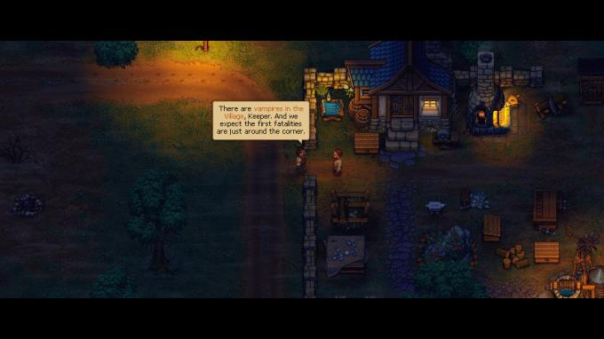 Graveyard Keeper Game Of Crone PC Crack