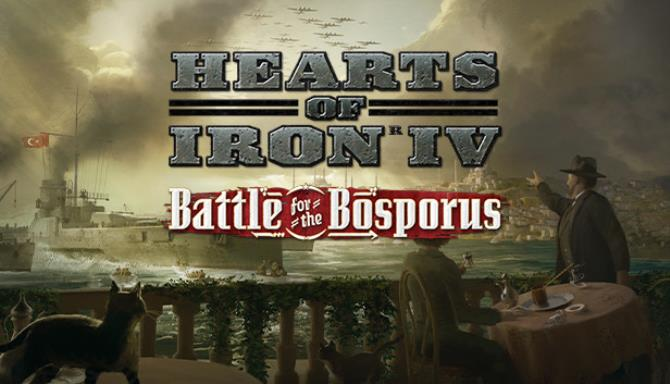 Hearts of Iron IV: Battle for the Bosporus Free Download