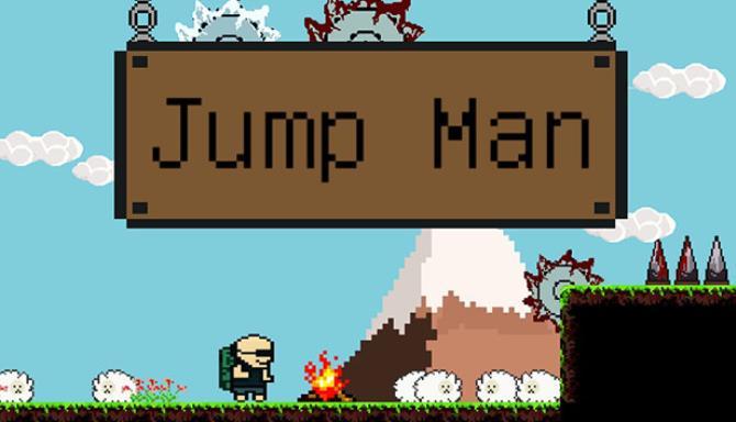 跳跃练习生/Jump Man Free Download