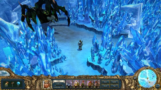 King's Bounty: Warriors of the North PC Crack